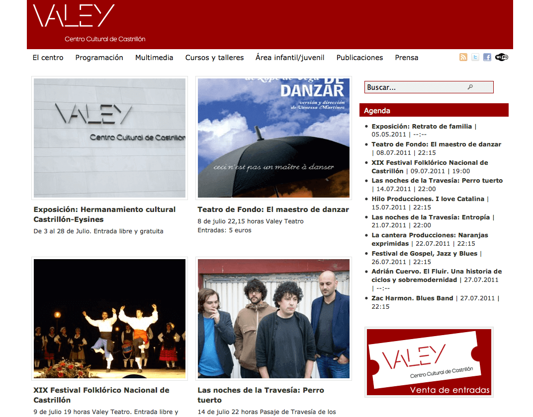 Web Valey