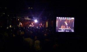 Creagenio retransmite el concierto de Los Guajes por streaming