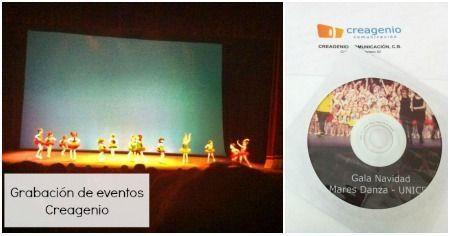Grabación Festival Mares Danza