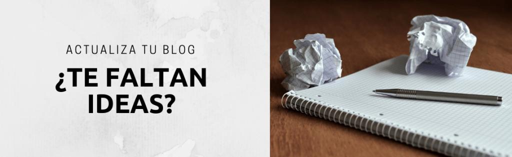 Tu plan de Marketing de Contenidos: primeros pasos