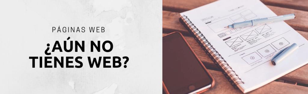 por qué necesitas una página web para tu empresa
