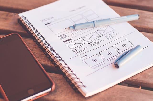 esquema diseño web asturias creagenio