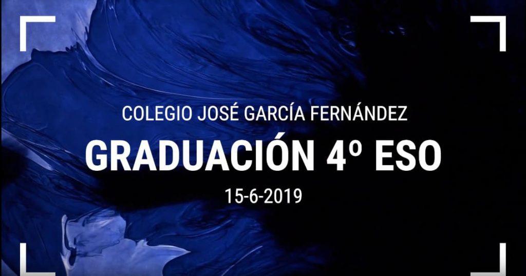 graduacion colegio jgf 2019